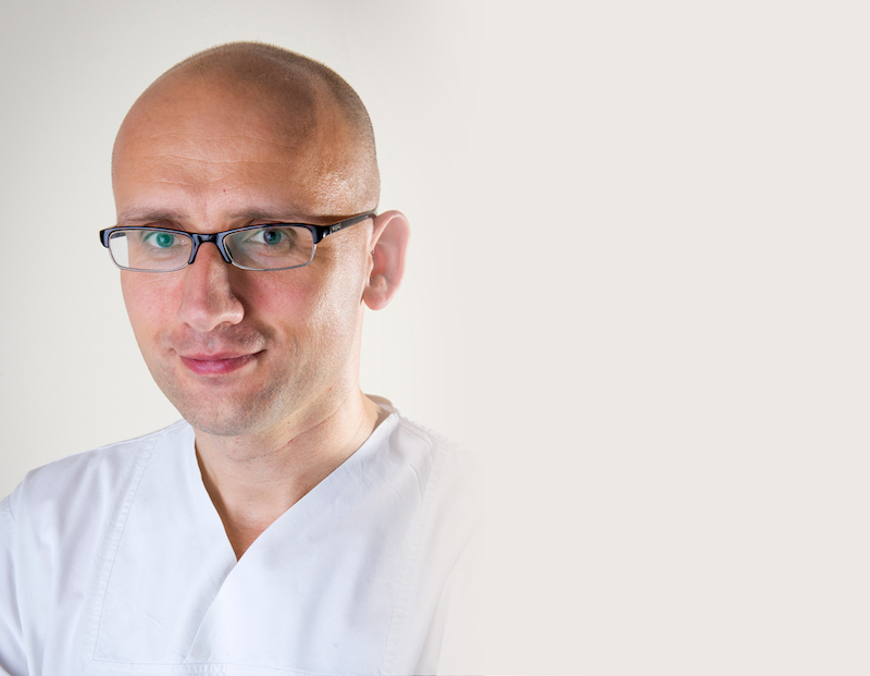 dr hab. n. med. Cezary Grygoruk